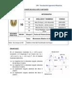 Modelo de Caratula Para Presentacion de Trabajos