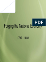 14 - Forging the National Economy, 1790 - 1860