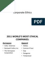 187753414 Corporate Ethics