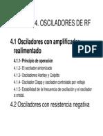 Principio Operacion Osciladores