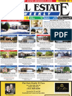 Real Estate Weekly 10/29/09