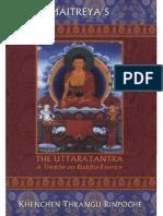Khenchen Thrangu Rinpoche - Maytreya's the Uttaratantra