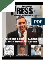 The Stony Brook Press - Volume 30, Issue 14