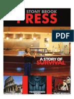 The Stony Brook Press - Volume 30, Issue 15