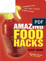 Excerpt from Amazing Food Hacks