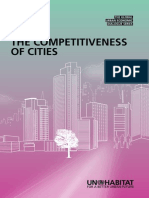 Competitiveness of Cities