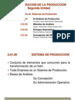 Administracion de La Produccion - Capittulo 2