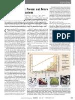 Carbon Nanotubes. Present & Future