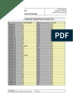 CTFL+Sample+Exam+Paper+Answer+Sheet+v2011 0c0a977d5e