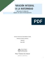 Copia de Preparacion Integral Maternidad