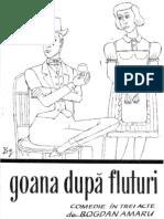 Bodgan Amaru - Goana Dupa Fluturi
