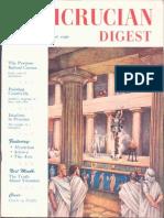 Rosicrucian Digest, July 1952