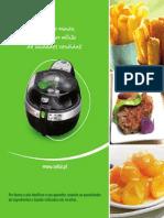 70438567 Livro Actifry Gourmand