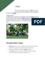 Dahn Yoga Sundo
