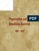 28 - Progressivism and the Republican Roosevelt, 1901 - 1912