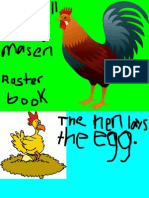 Rooster Book