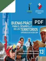 9-Buenas Practicas Para El Desarrollo de Los Territorios-subdere-2010