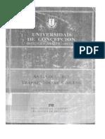 Quiroz M. (1998). Antología del Trabajo Social Chileno