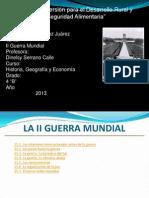 2º GUERRA MUNDIAL - LUIS ALBERTO GUTIERREZ JUAREZ
