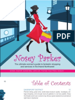 Find Nosey Parker Pages
