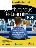 Handbook on Synchronous E-Learning