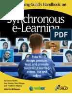 Handbook on Synchronous E-Learning