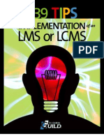 339 Tips on the Implementation of Lms