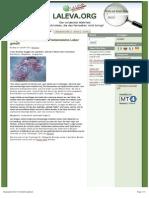 Strahlenfolter Stalking - TI - Morgellons - Krankheit Aus Frankensteins Labor Geheilt - Laleva.org