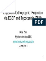 Ellipsoidal Orthographic Projection.pdf