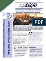 ADR Nord // InfoRegio // Buletin informativ trimestrial // Nr. 1 (42) 2014