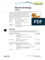 Diet,Nutrition and Exercise