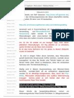Strahlenfolter Stalking - TI - Krokus im Spätsommer - Tagebuch 9.4.2014 - Mind Control - Mobbing - krokusimsptsommer