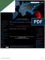 Strahlenfolter Stalking - TI - E-Waffen - HAARP Und Biowaffen - Dr. Barrie Trower - Truth.getweb4all.com