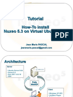 [VMWARE][ENG]How-To Simple install Nuxeo 5.3 DM on an Ubuntu Virtual Server
