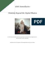 Subtle Immediacies - Thinking Beyond the Digital Illusion