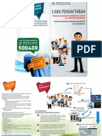 Cara Pendaftaran BPJS Pekerja Mandiri Dan Bukan Pekerja