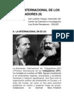 EL DÍA INTERNACIONAL DE LOS TRABAJADORES (II)
