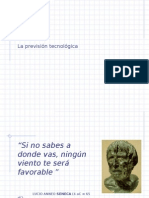 6. Prevision Tecnologica
