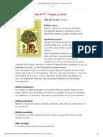 Oraculo Belline Nº 9 - Campo y Salud _ La Magia del Tarot