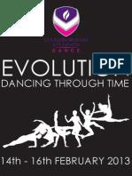 Show Programme 2013