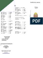 58178498 Plan de Estudios de Fisica UNAH