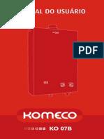 Manual Uso KO 07B (1)