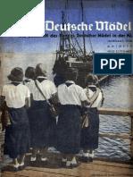 Das Deutsche Mädel - 1936 - Mai