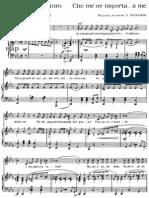 Domenico Modugno - Che Me Ne Importa a Me