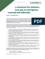Kaspersky Lab_Aprende a Reconocer Los Sintomas Que Tu Android Esta Infectado (2)