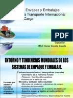 Los Envases y Embalajes Para Transporte Internacional de Carga