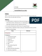 ABGS Procedure