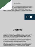 Sistemas de cristalización