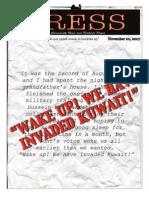 The Stony Brook Press - Volume 29, Issue 5