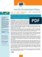 Science for Environment Policy-Milfont Et Al 2013